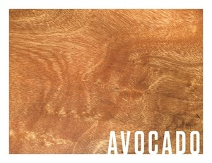 avocado wood, local wood, urban timber, san diego, sd urban timber